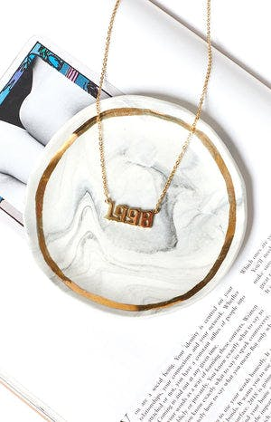 Eclat 1998 Necklace Gold