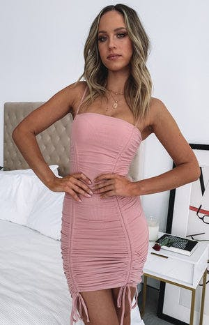 https://files.beginningboutique.com.au/In+Check+Ruched+Party+Dress+Dusty+Pink.mp4