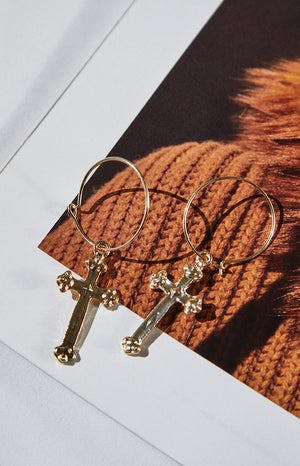 Eclat New Promises Earrings Gold