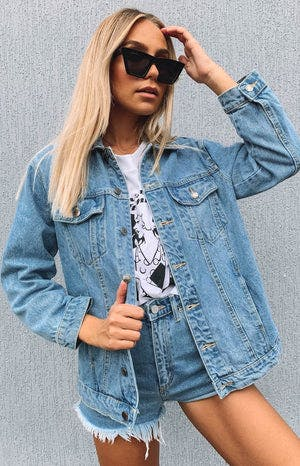 Jonas Jacket Denim